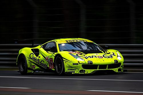 CarGuy Racing takes over MR Racing Le Mans entry