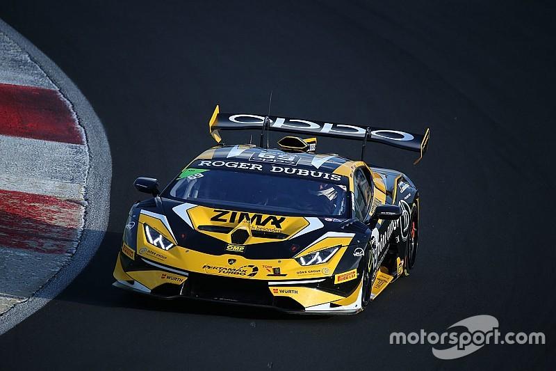 Lamborghini, Europe AM-LC: Lauck/Scholze e Collado si impongono in Gara 1, podio per Giannoni e Solieri