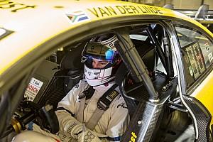 El debutante van der Linde completa la alineación del BMW en el DTM