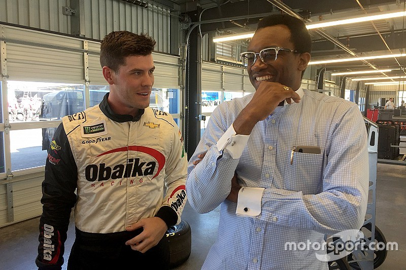 Obaika Racing to compete fulltime in NASCAR Cup Series in 2019