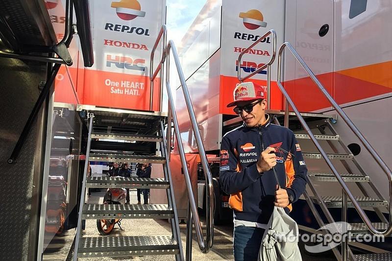 Márquez : Le Dakar ?