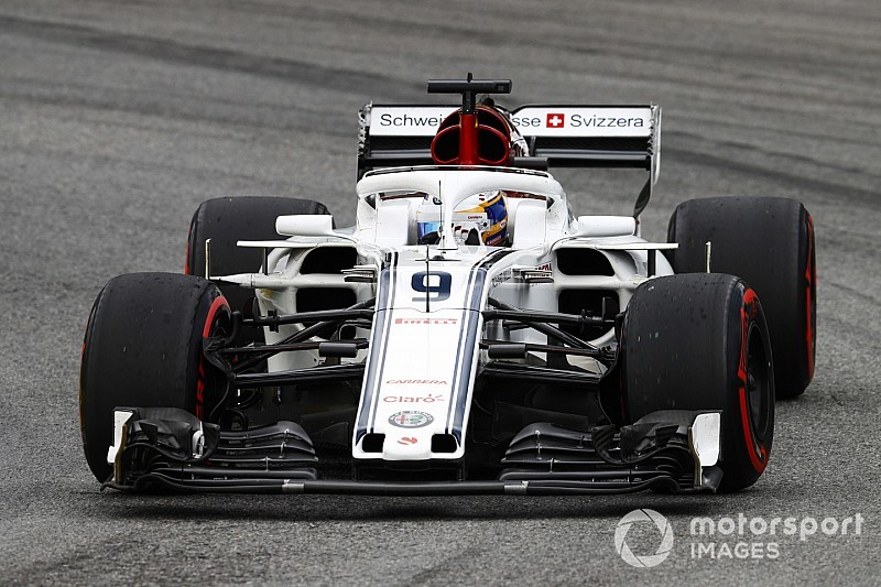 Ericsson feels he left F1 after