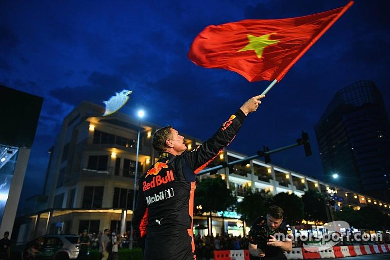 ベトナム、2020年のF1開催に向け準備整う? すでに契約合意との噂も