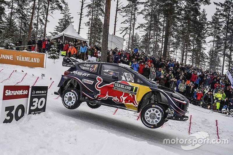[WRC] 奥吉尔解释瑞典站罚时背后的原因