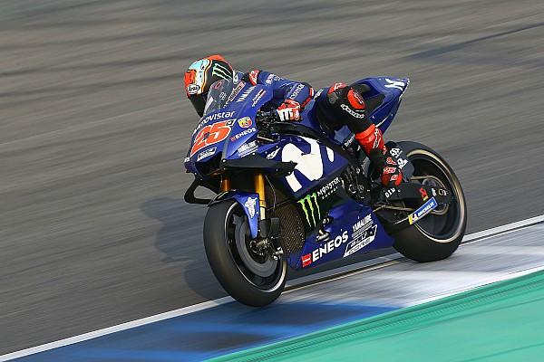 MotoGP Breaking news Thailand test my