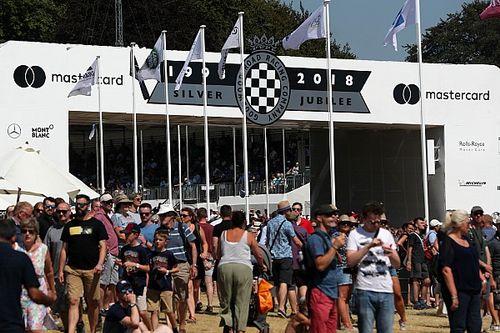 GALERI: Deretan mobil tercepat Goodwood FoS 2018