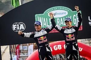 WRC Actualités Ogier n'exclut aucune option pour 2018