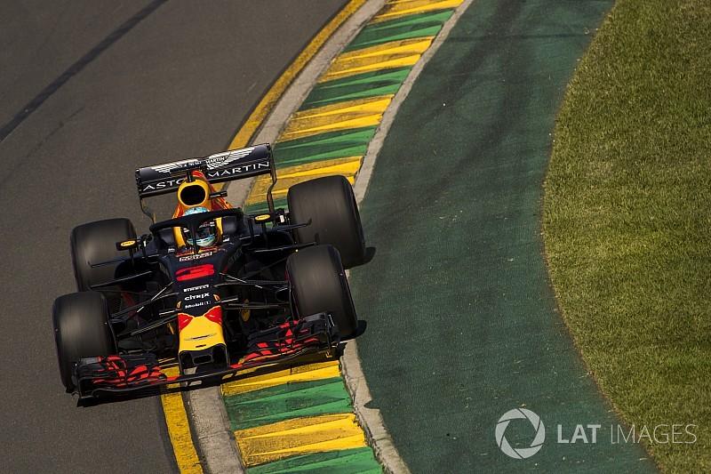 Риккардо потеряет три места на старте Гран При Австралии