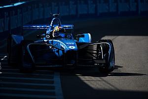 Formule E Résumé d'essais libres EL1 - Buemi en tête malgré un contact avec le mur