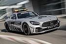 Formule 1 La F1 a un nouveau Safety Car!