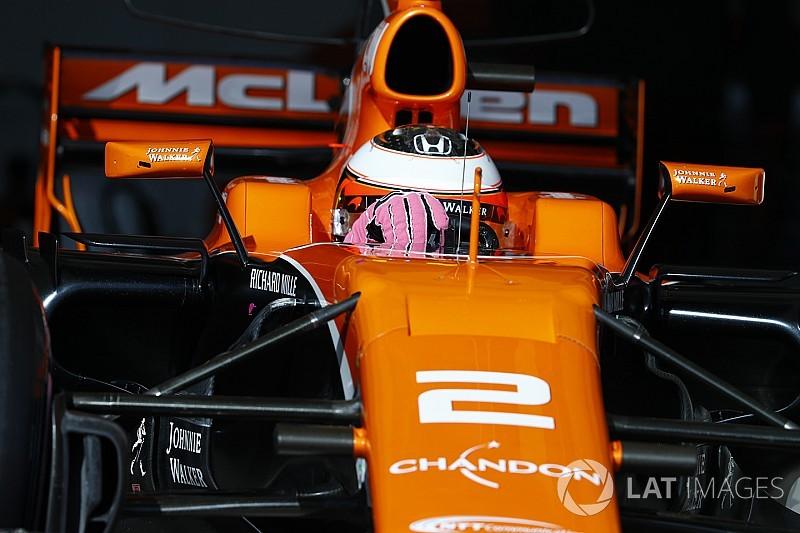 Engine change sends Vandoorne to back of grid
