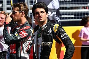 Формула 1 Важливі новини У Renault привітали Сайнса з чудовим дебютом у новій команді Ф1