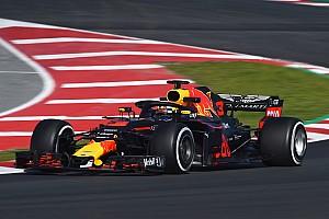 Fórmula 1 Crónica de test Ricciardo lideró con récord y Alonso solo pudo volver a pista al final