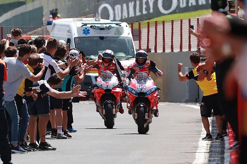 Довіціозо: Перемагати завжди важко, але Ducati на це здатний