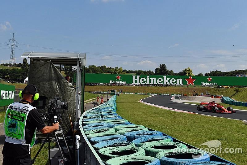 Új kamerapozíciókkal tennék agresszívabbá az F1-es autókat