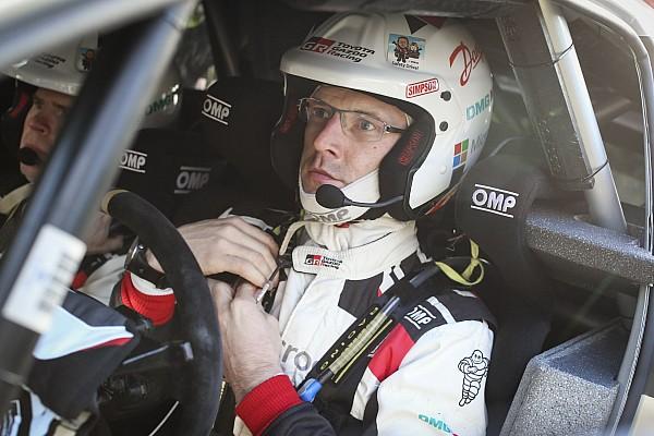 WRC Отчет о тренировке Латвала стал быстрейшим на шейкдауне Ралли Аргентина