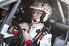 WRC Shakedown - Latvala devant deux Citroën