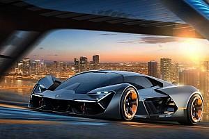 Auto Actualités À quand la première Lamborghini électrique?