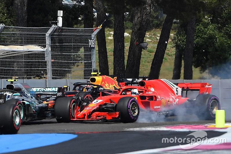 Феттель: Швидкість Ferrari дозволяла боротися за перемогу