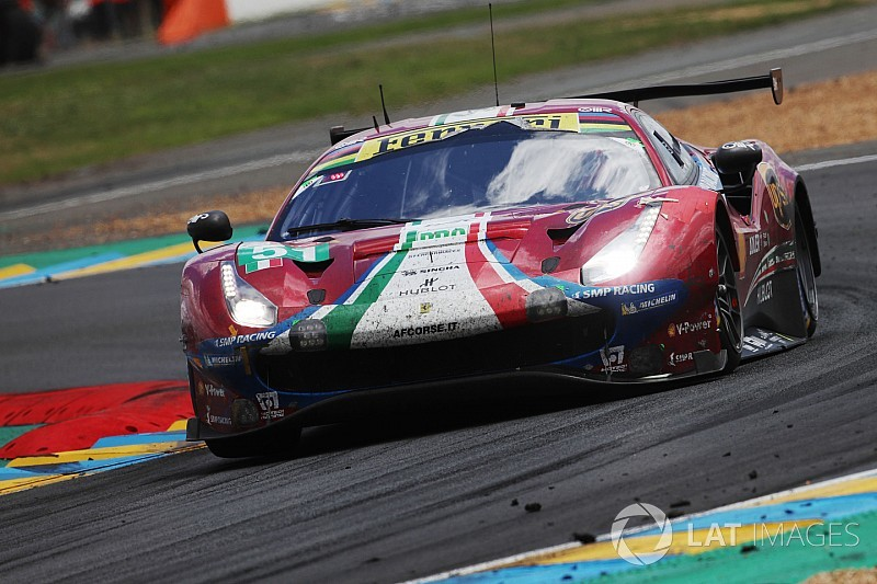 Ferrari pagó el precio de ser