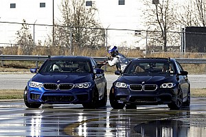 Автомобілі Важливі новини Рекорд: 8 годин безперервного дріфту на BMW M5