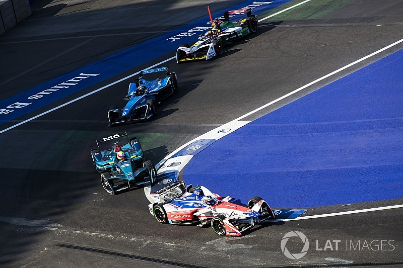 В Формуле Е введут два режима мощности мотора