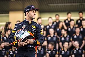 Fórmula 1 Noticias Ricciardo sobre su renovación: