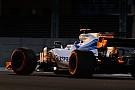 Williams revela data de lançamento do carro de 2018