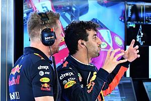 Formel 1 Reaktion Red Bull: Deshalb zeigte Daniel Ricciardo den Stinkefinger