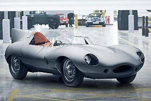 24 heures du Mans Actualités Jaguar fait revivre sa légendaire Type-D