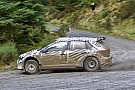 WRC Volkswagen R5 WRC2 car completes first public test