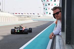 Formel 1 News Rosberg kritisiert bunte Reifen: