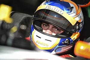 Van Kalmthout met HitechGP in F3 Asia Winter Series