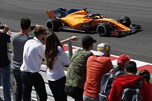 Forma-1 Motorsport.com hírek Alonso szerint beváltak a McLaren fejlesztései