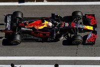 """Horner diz que Verstappen está """"pilotando em um nível muito alto"""" e fala sobre dificuldades de Albon"""