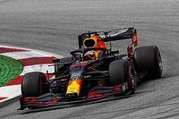 Verstappen culpa asa danificada por desempenho ruim em treino