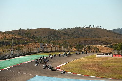 "MotoGP riders excited by ""super difficult"" Portimao"