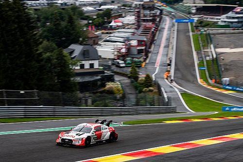 Rast houdt Frijns met ultieme poging van tweede DTM-pole op Spa