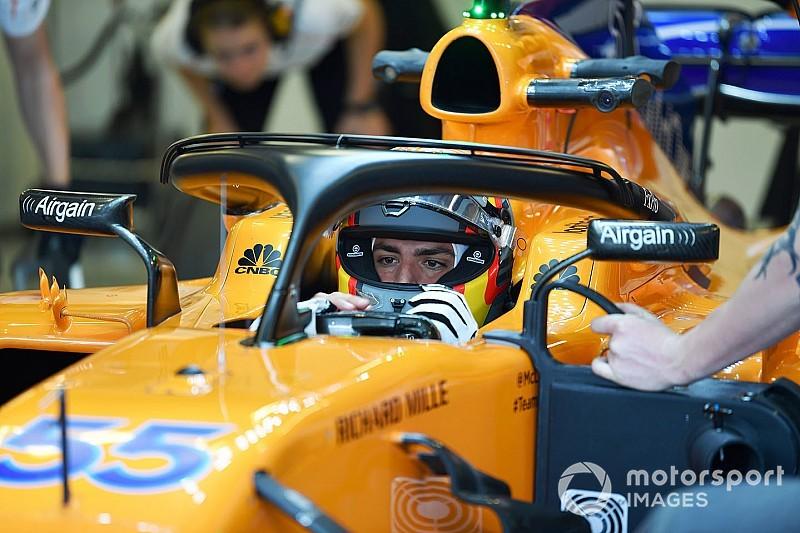 Sainz: Renault'daki gelişimim McLaren'de bana yardım edecek