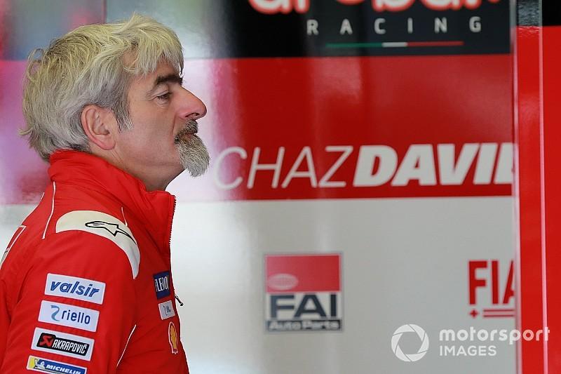 Dall'Igna : Un constructeur comme Ducati mérite de gagner le titre