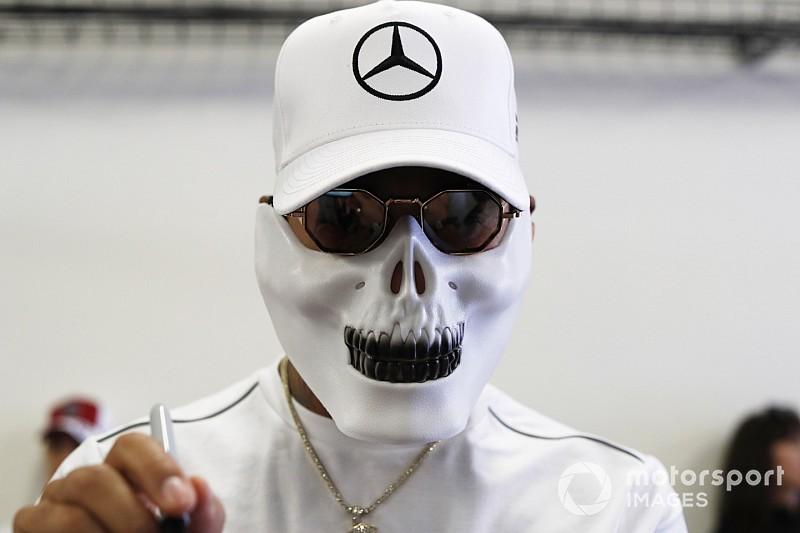 Las mejores fotos del Gran Premio de México