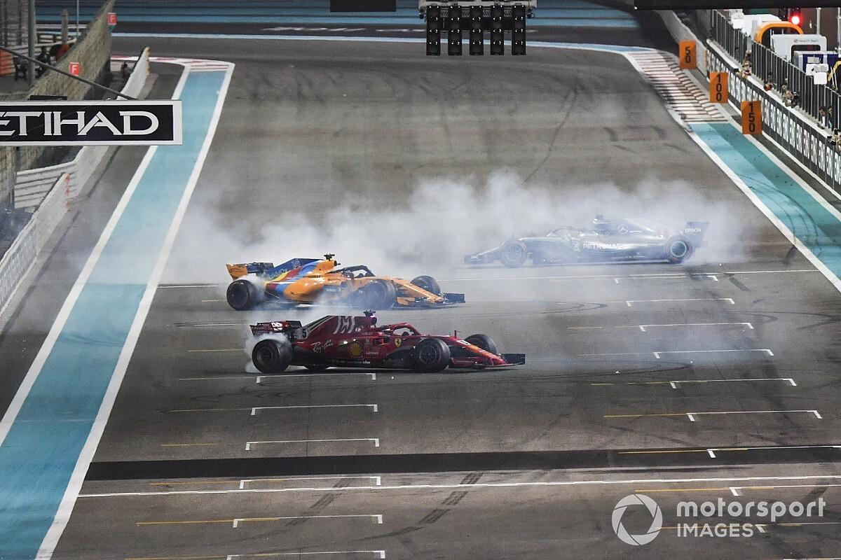 """Alonso bedankt Hamilton en Vettel: """"Emotionele inlap"""""""