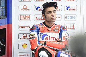 Ducati: One-year deal means pressure is on Petrucci