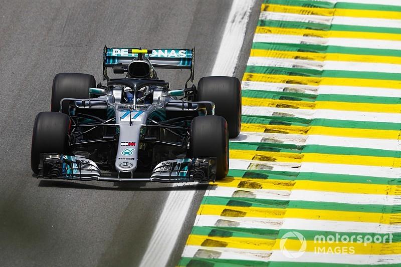 Онлайн. Гран При Бразилии: квалификация