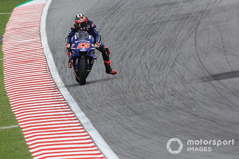 Le frein moteur, clé de la progression pour Yamaha selon Viñales