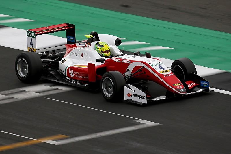 Mick Schumacher pályafutása második győzelme az F3-ban