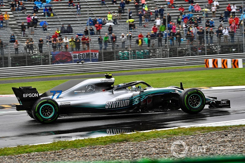 Drei Zehntel hinter Ferrari: Mercedes in Monza nur zweite Kraft