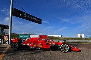 60 fotos del debut de Carlos Sainz con Ferrari en Fórmula 1