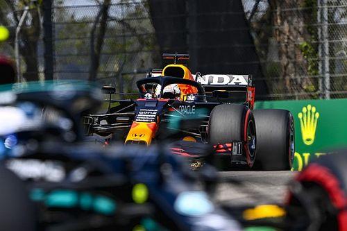 """Verstappen: """"Mercedes'in hızlı olduğunu her zaman söyledim"""""""