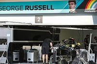 F1: Russell explica esforço logístico da Mercedes para deixá-lo pronto para estreia